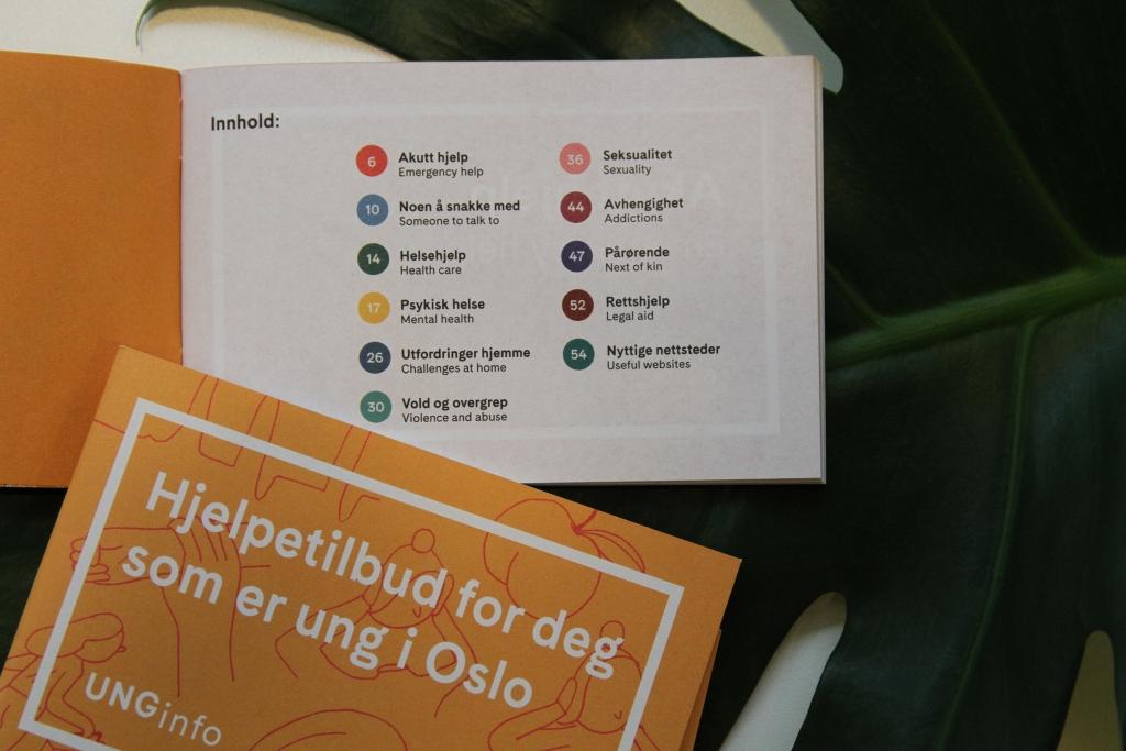 Hjelpetilbud for deg som er ung i Oslo