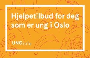 Hjelpetilbud for unge i Oslo